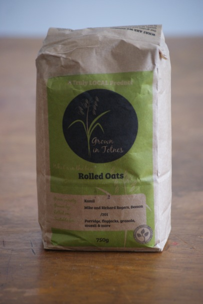 Grown in Totnes Local Rolled Oats