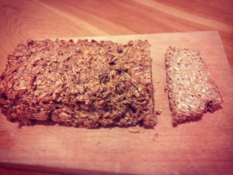 Gluten Free Oat Bread made with Grown in Totnes Flakes Oats