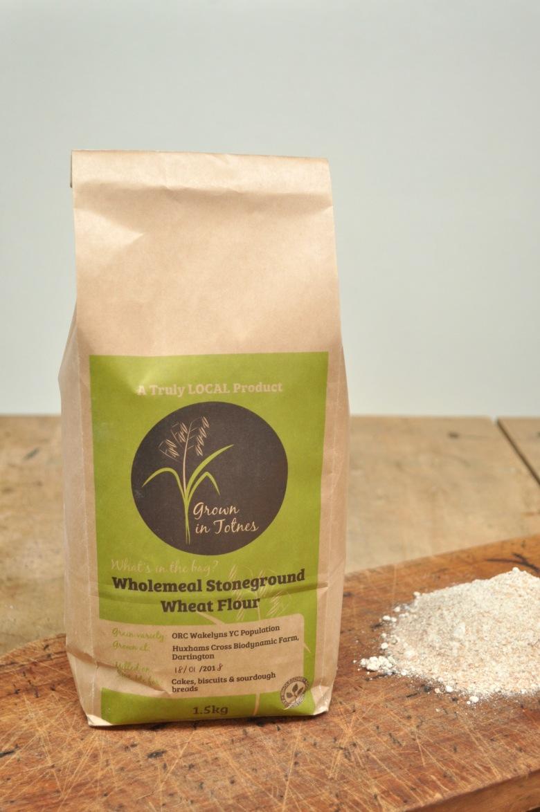 Wholemeal Stoneground Wheat Flour
